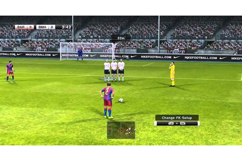 Pro Evolution Soccer 2011 - Free Download PC Game (Full ...