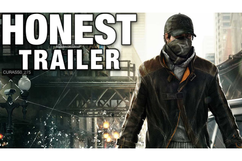 WATCH DOGS (Honest Game Trailers) - YouTube