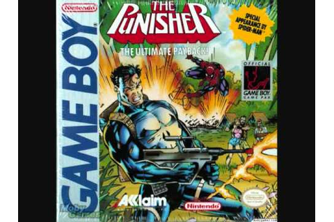 Awesome Game Boy Music-The Punisher The Ultimate Payback