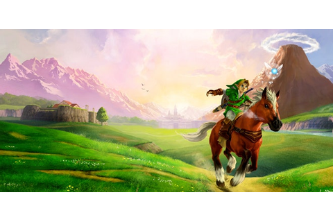 Review: Ocarina of Time 3D Reminds Us Why Zelda Is Best ...