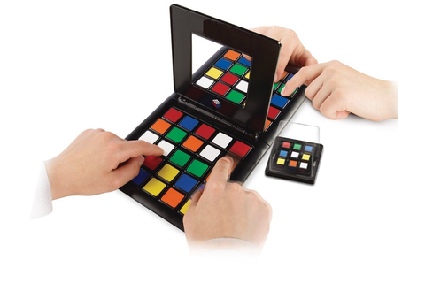 Rubik's Race Game - Great Fun Brainteaser Game