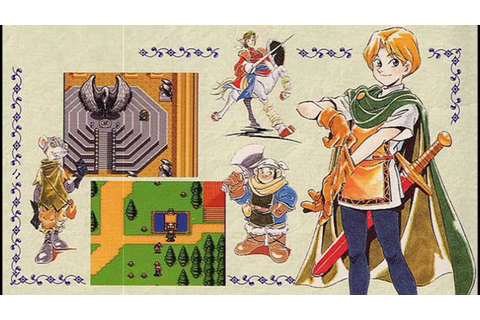 [TOP 100] RPG Town Themes #84 Shining Force 2 - YouTube