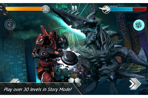 Download Pacific Rim v1.9.5 Full Game Robot Apk | lates ...
