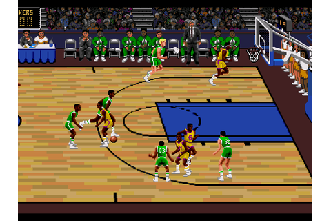 Lakers vs Celtics Download Game | GameFabrique