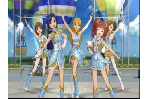The iDOLM@STER 2 - The World is All One! - Yukiho, Yayoi ...