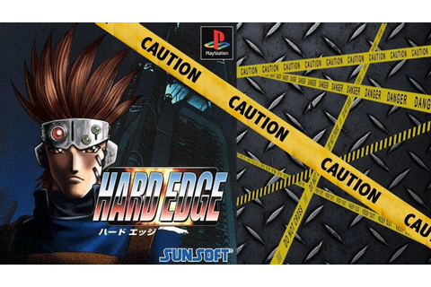 BioPhoenix Game Reviews: Hard Edge (PS1) - YouTube