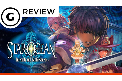 Star Ocean: Integrity and Faithlessness - Review - YouTube