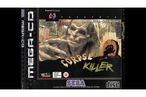 Corpse Killer - SEGA CD - Gameplay and almost all FMV ...