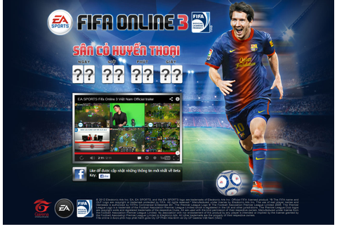 Fifa Online 3 Indonesia - game Sepak Bola