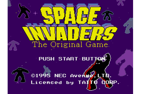 Space Invaders - The Original Game (NTSC-J) ISO Download