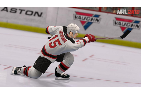 NHL 2K celebrates a century with special box art - Gaming ...