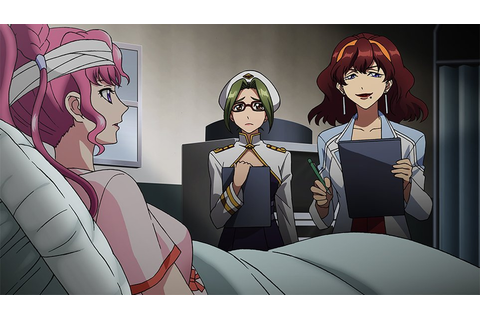 Cross Ange game adaptation - ps vita - Forums ...