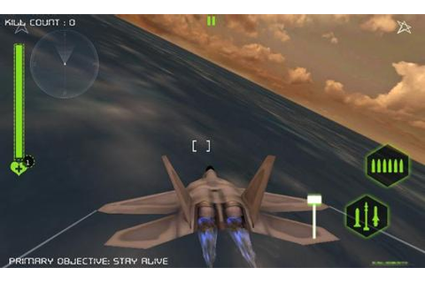 F-22 Raptor strike Jet fighter | Free Download Android ...