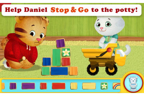 Daniel Tiger's Stop & Go Potty - Android Apps on Google Play