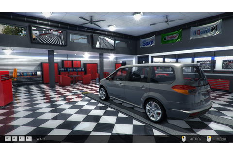 Car Mechanic Simulator 2014 Free Download - Ocean Of Games