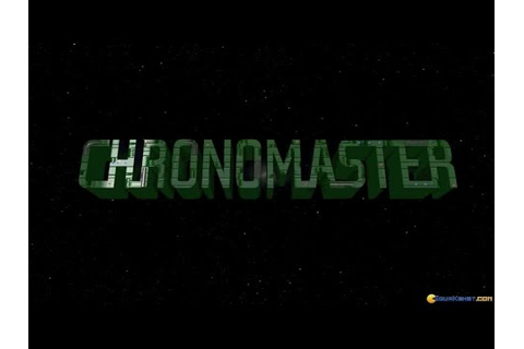 Chronomaster gameplay (PC Game, 1995) - YouTube