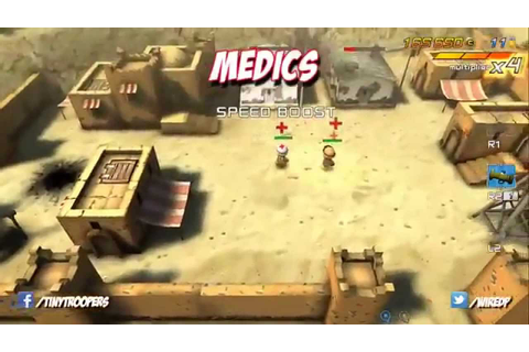 Tiny Troopers Joint Ops HD Game Launch Trailer - PS3 PS4 ...
