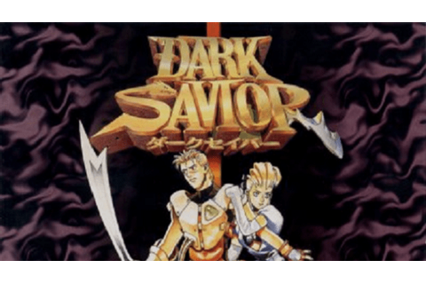 Dark Savior: SEGA Games That (Should Have) Changed History ...