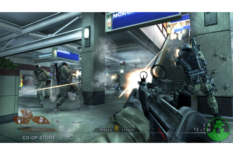 Tom Clancys Rainbow Six Vegas 2 Game - Free Download Full ...