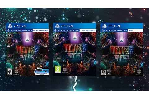 Tetris Effect physical edition, pre-order bonuses ...