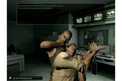 Tom Clancy's Splinter Cell Double Agent Game - Hellopcgames