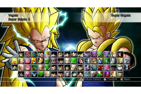 Let's Play Dragon Ball Z Games (Xbox 360 HD Gamplay ...