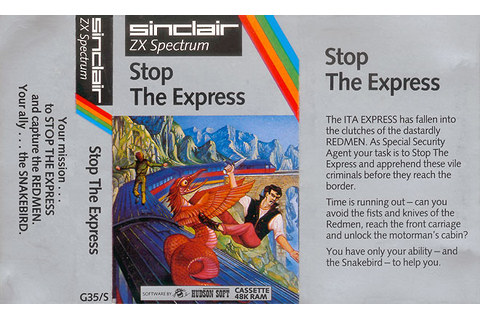 Stop the Express - World of Spectrum