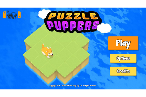 [Review] Puzzle Puppers - Nintendo Switch - The Switch Effect