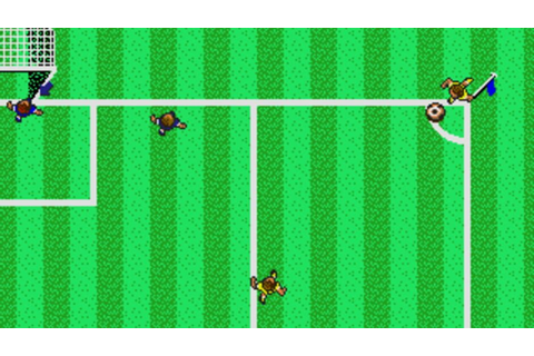 Microprose Soccer