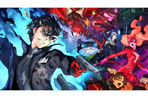 Persona 5 Scramble The Phantom Strikers: testata la demo ...
