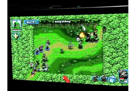 Robocalypse Beaver Defense WiiWare (E3 2009) - YouTube