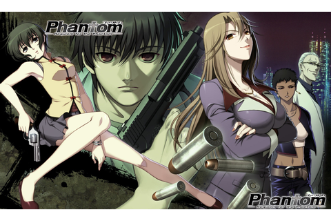 [Anime Review]: Phantom ~Requiem For The Phantom~ | The ...
