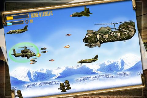 Apache Attack: Heli Arcade » Android Games 365 - Free ...