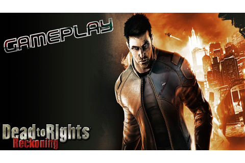 DEAD TO RIGHTS: Reckoning - PSP - Gameplay / Review ...