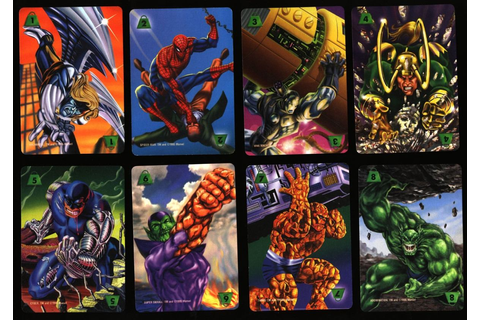 Overpower Card Game images