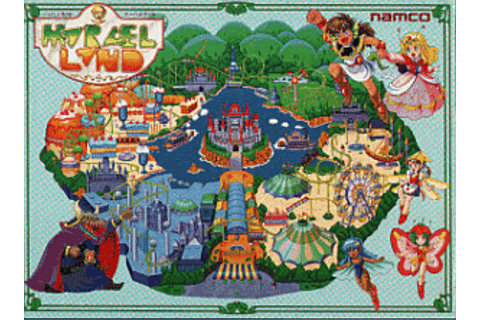 Marvel Land (US) ROM