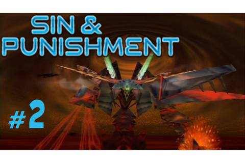 "Let's Play Sin & Punishment (2) - ""Mecha"" Saki - YouTube"