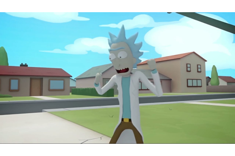 The Rick And Morty VR game, Virtual Rick-ality, is full of ...