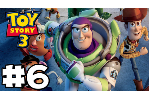 Toy Story 3 The Video-Game - Toy Box Mode - Episode 6 (HD ...