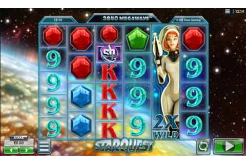 Play Starquest Big Time Gaming | 117,649 Ways to Win