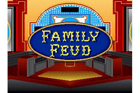 Telling Secrets: The Family Feud