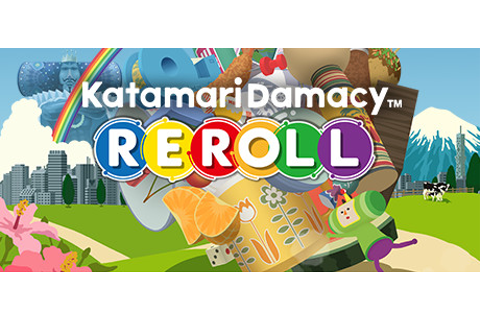 Katamari Damacy REROLL on Steam