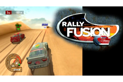Rally Fusion: Race of Champions ... (PS2) - YouTube