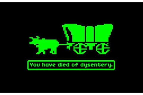 The Oregon Trail Now Has its Own Handheld Game