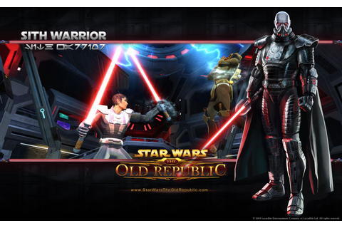 Video Games: Star Wars The Old Republic
