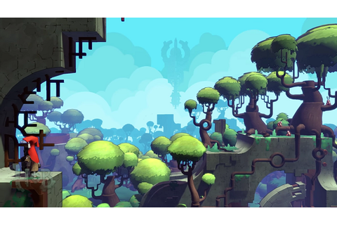 Hob, the new game from the team behind Torchlight, will be ...