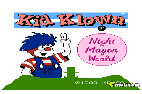 Денди игры » Kid Klown in Night Mayor World / Микки Маус ...