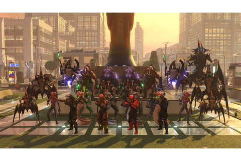 Long War's Alien Pack lets you meet the extended family in ...