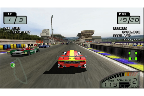 Le Mans 24 Hours PS2 Gameplay HD (PCSX2) - YouTube