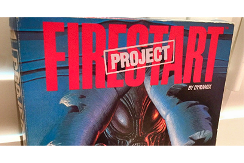 Retro Treasures: Project Firestart (Commodore 64)